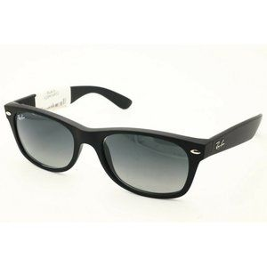 Ray Ban Sunglasses RB 2132 622 Black Blue lenses